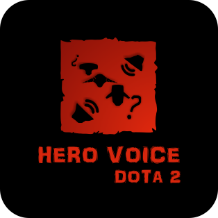 Logo | Hero Voice - Dota 2