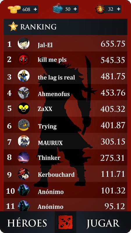 Ranking | Hero Voice - Dota 2