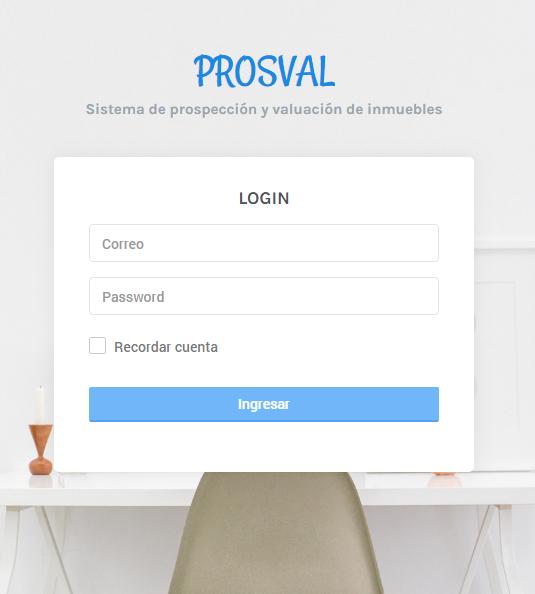 Inicio | Prosval