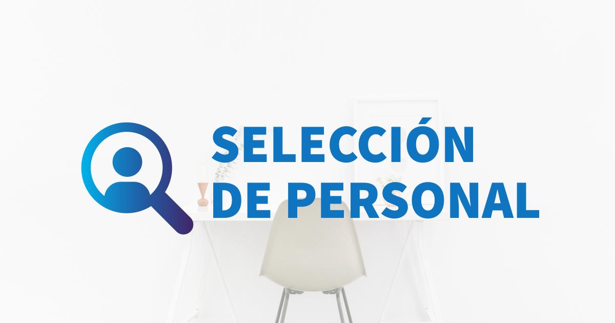 Selección de personal | Programación y más
