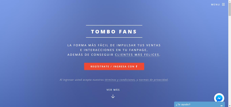 Inicio | Tombo Fans
